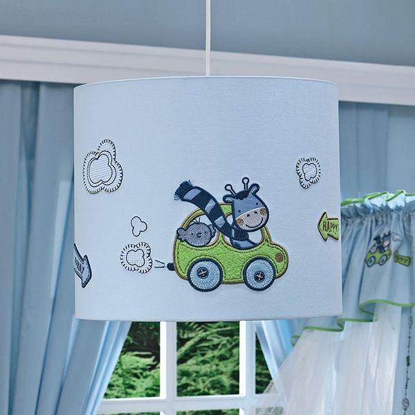 Funnababy Leo Teo Bebek Odası Tavan Lambası | Lamba ve Aydınlatma