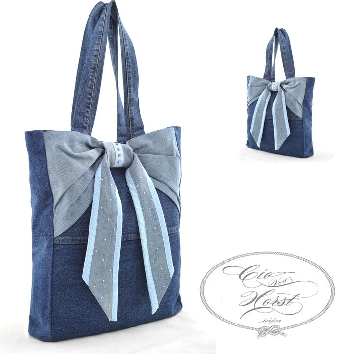 Bow Large Tote