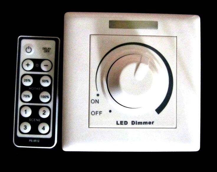 High Voltage TRIAC LED Dimmer 220 Volt 150 Watt Fernbedienung Wieviel Fr Wohnzimmer Lautsper