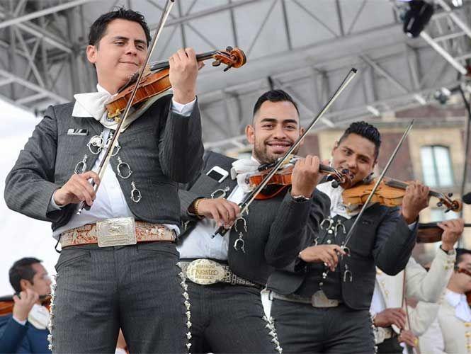 Los asistentes disfrutarán durante nueve horas continuas de la tradicional música mexicana interpretada por distintas agrupaciones musicales