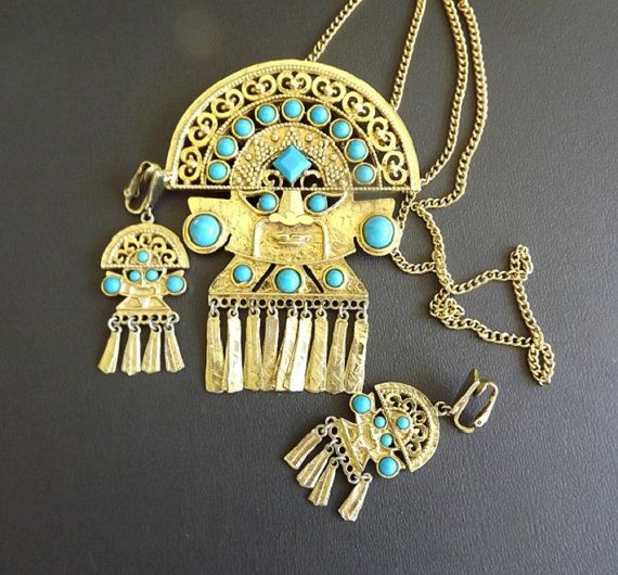 17 Best images about Aztec Jewellery on Pinterest