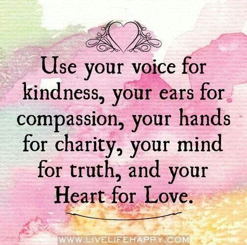 Inspirational Quotes For Kindness Day: Jesus Quotes On Kindness. QuotesGram