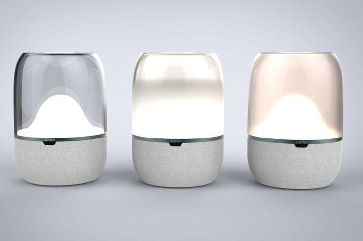 CES 2016 : Terraillon présentera Omni, un objet connecté de luminothérapie