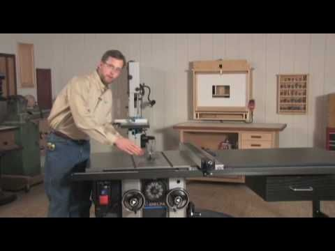 Best Cabinet Saw | Reviews of The Best Cabinet Table Saws for Woodworkers