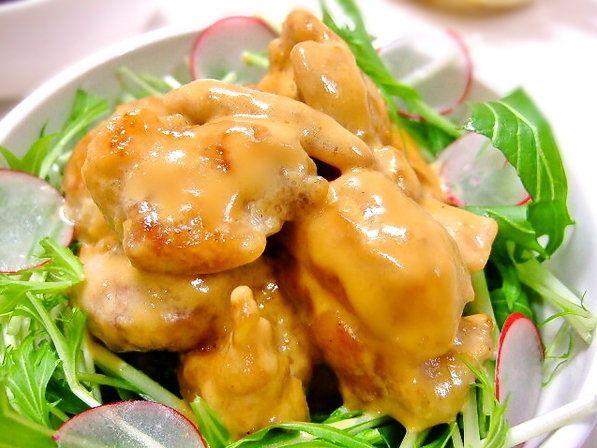とろ~り美味しい!簡単オイマヨチキンの作り方 | nanapi...