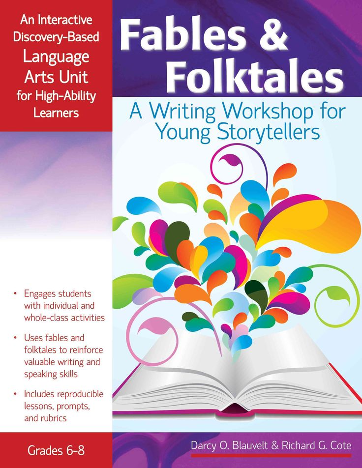Fables & Folktales: An Interactive Discovery-Based Language Arts Unit for High-Ability Learners: Grades 6-8