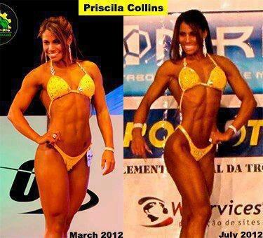 158 best images about Priscila Collins IFBB Figure on