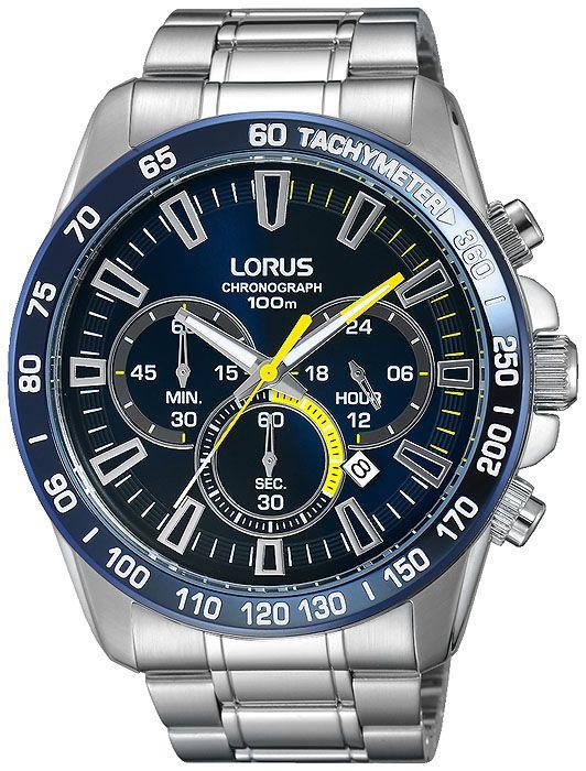 Zegarek męski Lorus Sportowe RT315FX9 - sklep internetowy www.zegarek.net