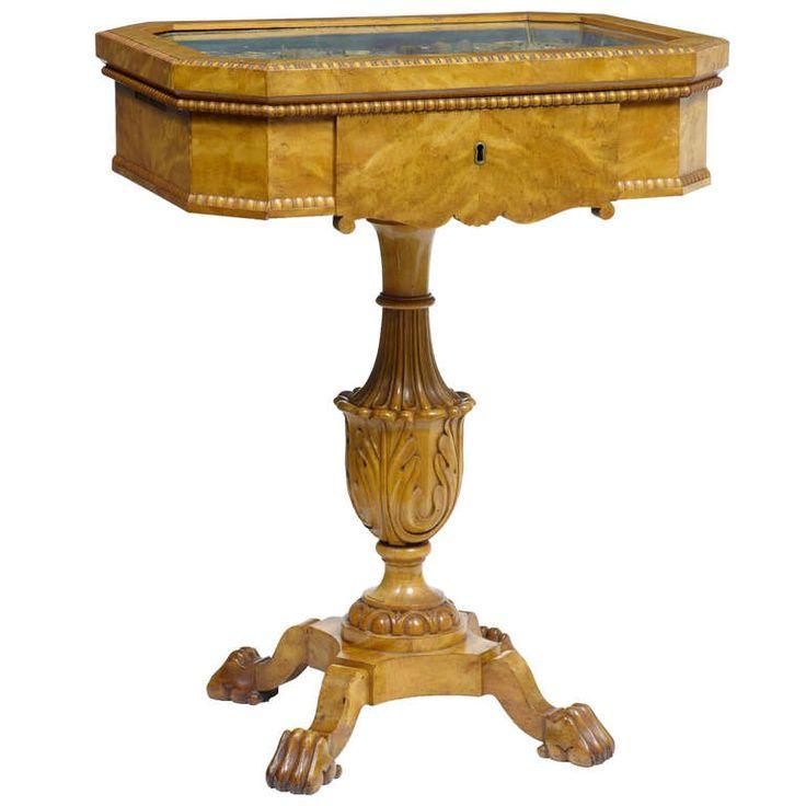 19th Century Swedish Birch Work Table  Antique FurnitureBirches19th  CenturyPornVictoriaFurniture. 95 best Furniture images on Pinterest   Antique furniture  Chairs