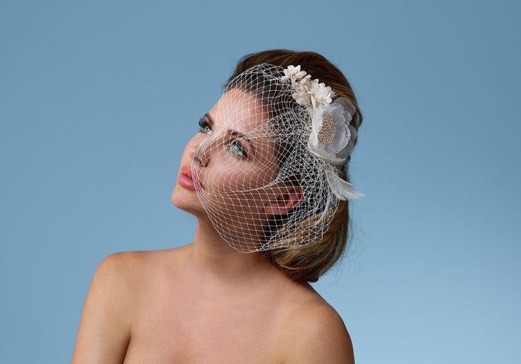 Leuk voor een vintage bruid ! #Bride #Accessoires #wedding