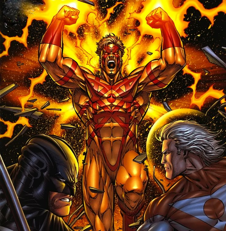 Captain Atom Armageddon