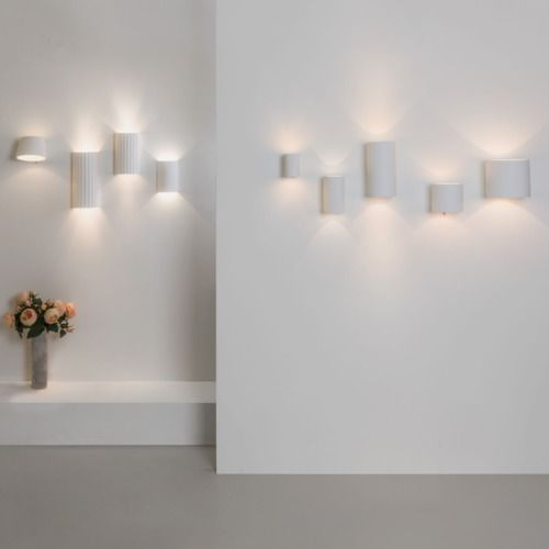 Astro Lighting 7256 Kymi 220 Wall Light in White Plaster11 best Lighting lounge and bedroom images on Pinterest  . Lounge Lighting. Home Design Ideas