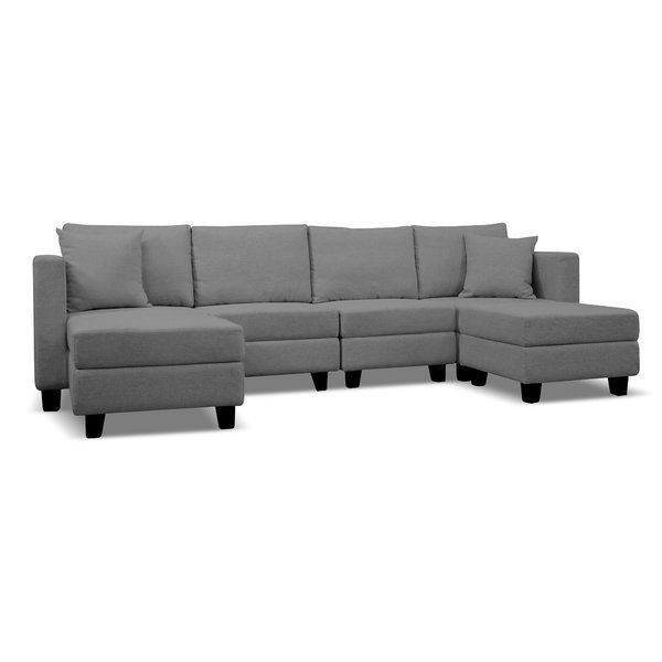 Latitude Run Brys Modular Sectional Wayfair Ca Sectional Sofa Couch Sectional Sectional Sofa
