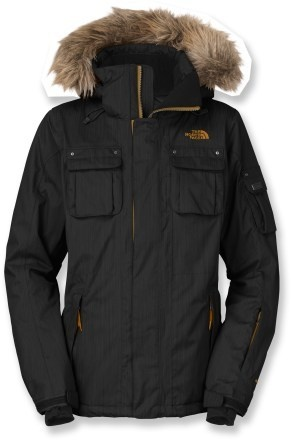The North Face Baker Delux Insulated Jacket - Women's - Free Shipping at REI.com