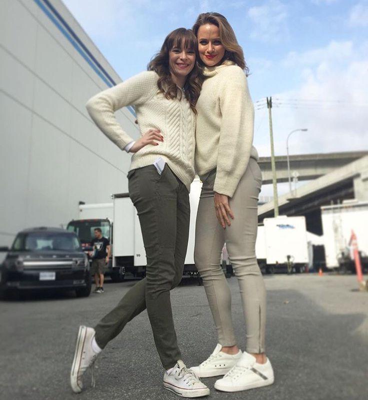 Shantel VanSanten / Danielle Panabaker | Shantel VanSanten ...