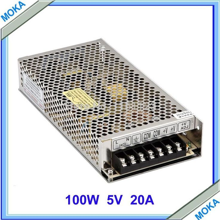 2014 High Quality 1 piece in lot single output centralized power supply 5v 100w #Affiliate