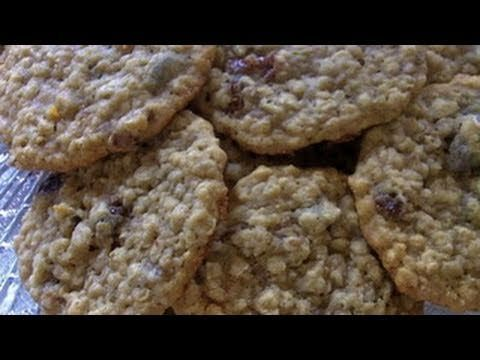 "This oatmeal raisin cookie recipe is packing a secret that keeps them super soft and chewy! If you love oatmeal raisin cookies then this recipe is a must try!    It's loaded with hearty oatmeal and raisins with that ""can't resist"" homemade flavor. Good luck with trying to convince people that you actually did make these.    Get Recipe: http://di..."