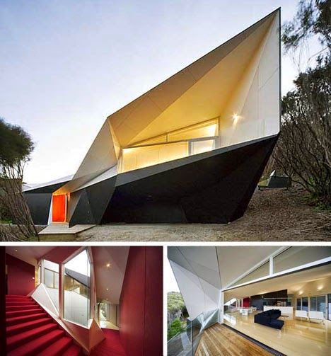 This #architectural #marvel of a home in #Australia is something straight out of #science fiction.