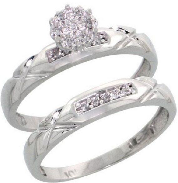 123 best Wedding Ring Sets images on Pinterest Diamond