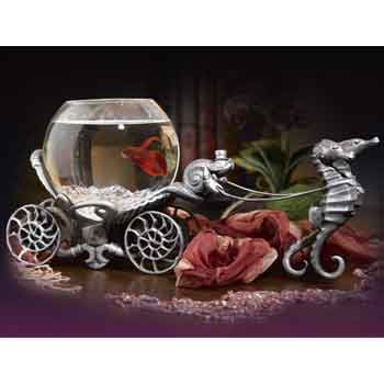 Betta treasures collection enchanted evening betta bowl in for How much are betta fish at petco