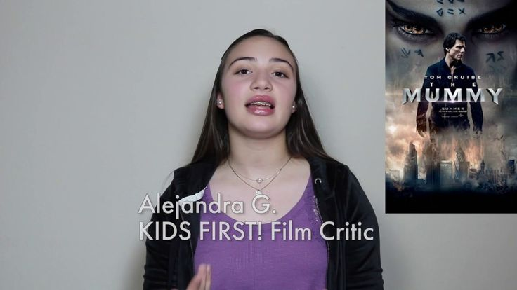 Film Review: The Mummy by KIDS FIRST! Film Critic Alejandra G. #KIDSFIRST! #TheMummy