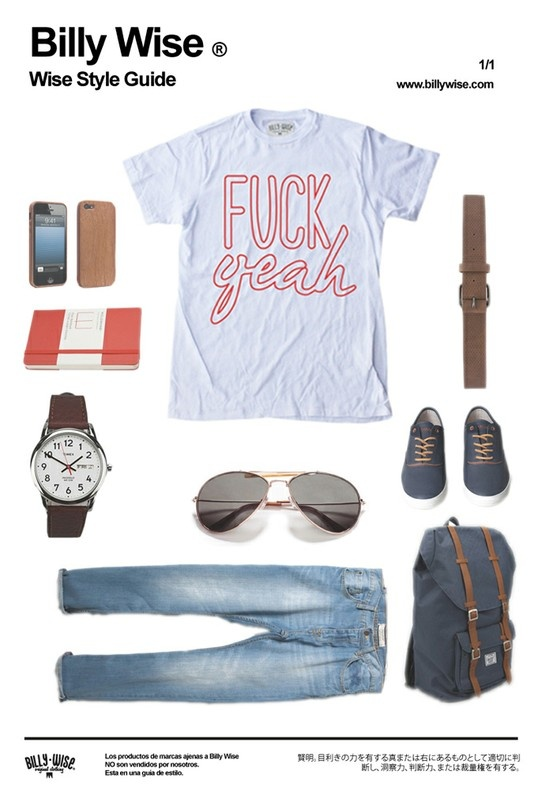 """""""Fuck Yeah"""" outfit"""