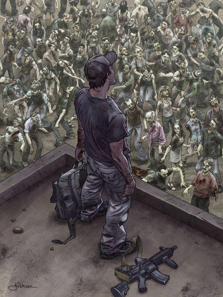 The Walking Dead -   Pretersen