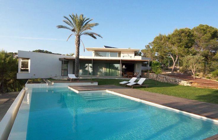 VILLA SOL POST #ibiza | Ibiza Libre booking: info@ibizalibre.com