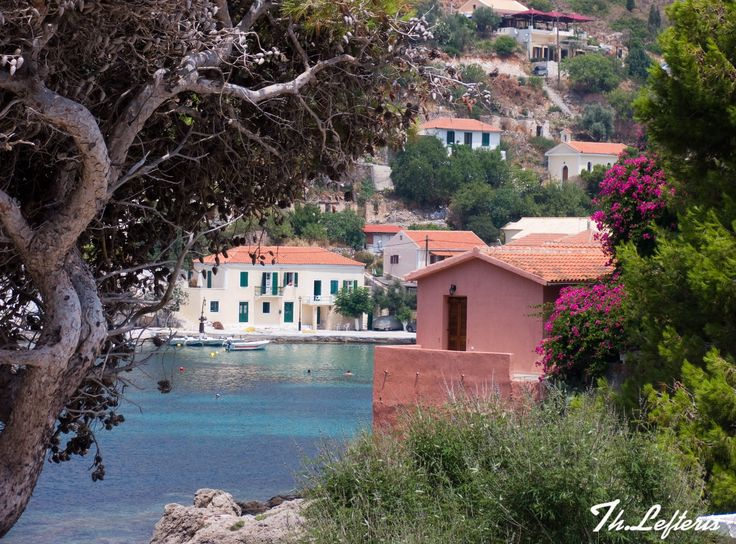 Kefalonia island from Greece