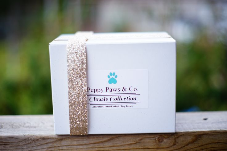 A Classic Collection of Peppy Paws finest treats! Check them out!