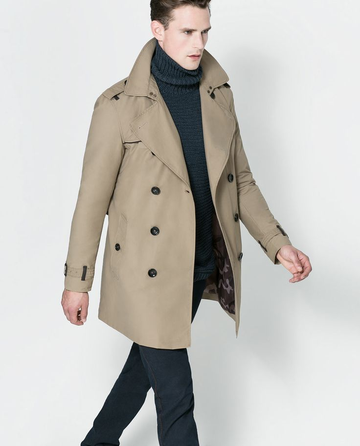 Shop eBay for great deals on Zara Trench Coats & Jackets for Men. You'll find new or used products in Zara Trench Coats & Jackets for Men on eBay. Free shipping on selected items.