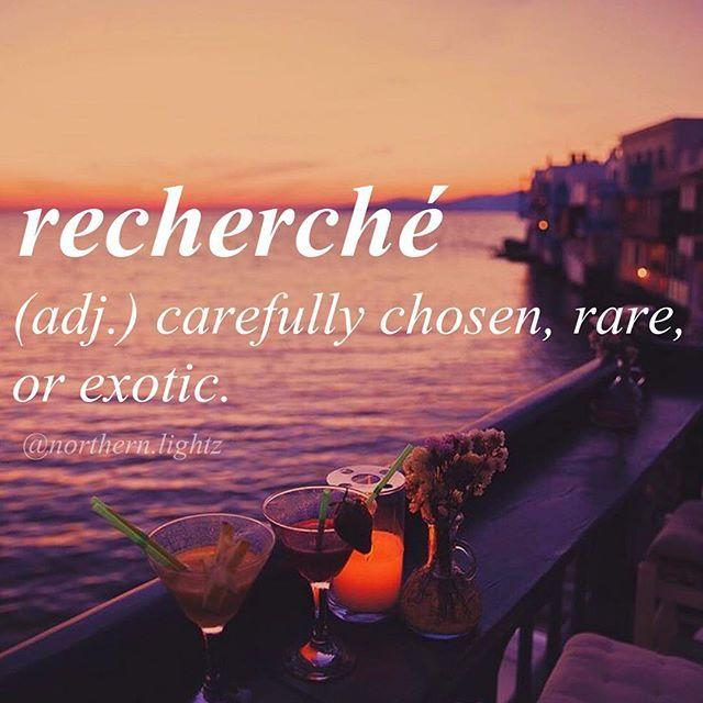 French Origin Ruh Shair Shey Rosielondoner Uncommon Words