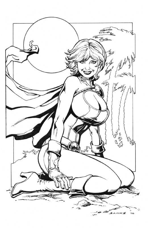 Powergirl_Pencil.jpg (521×800)