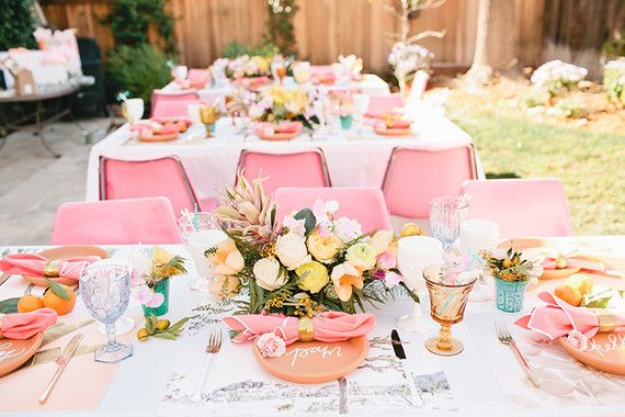 Tropical Bridal Shower: 17 Best Ideas About Tropical Bridal Showers On Pinterest