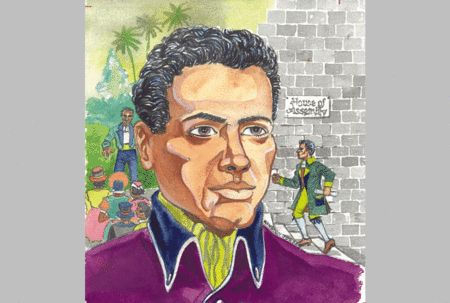 The Rt Excellent Samuel Jackman Prescod was the first non-white to sit in the House of Assembly.