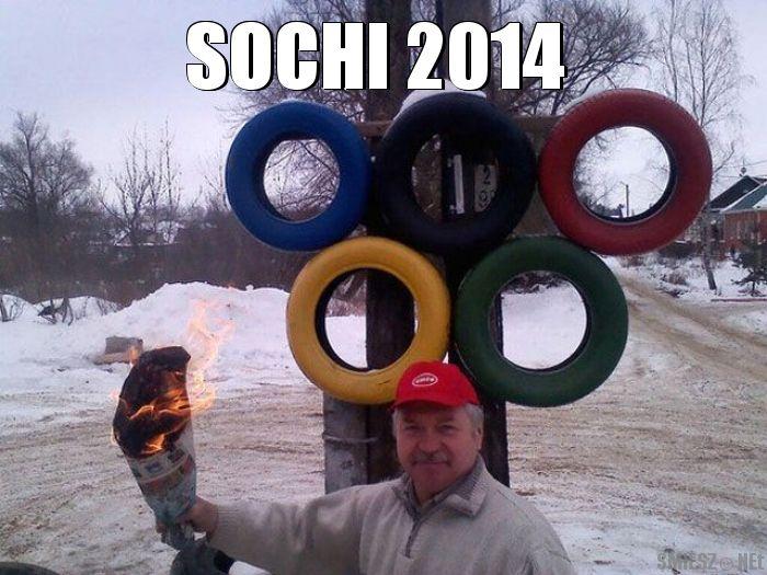 Winter Olimpics Sochi 2014