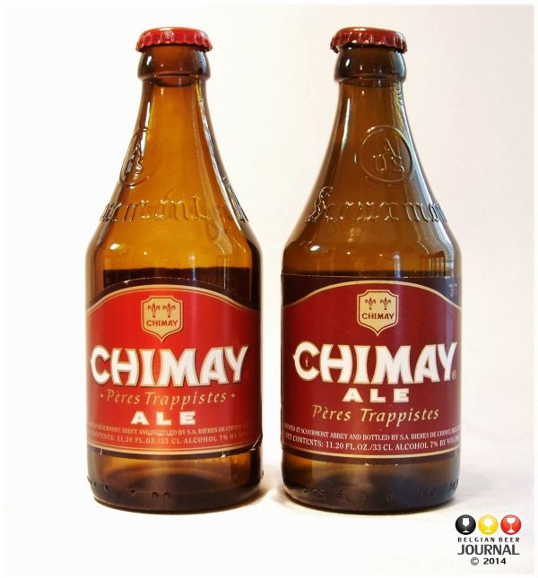 Chimay trappist rood