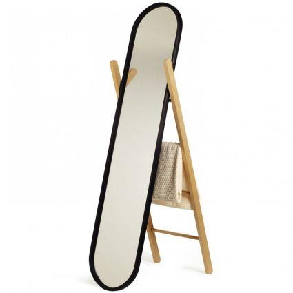 Зеркало напольное + вешалка Hub купить в интернет-магазине дизайнерской мебели Cosmorelax.Ru