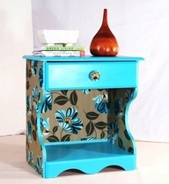 Midwest #14: The Upholstered Nightstand Project