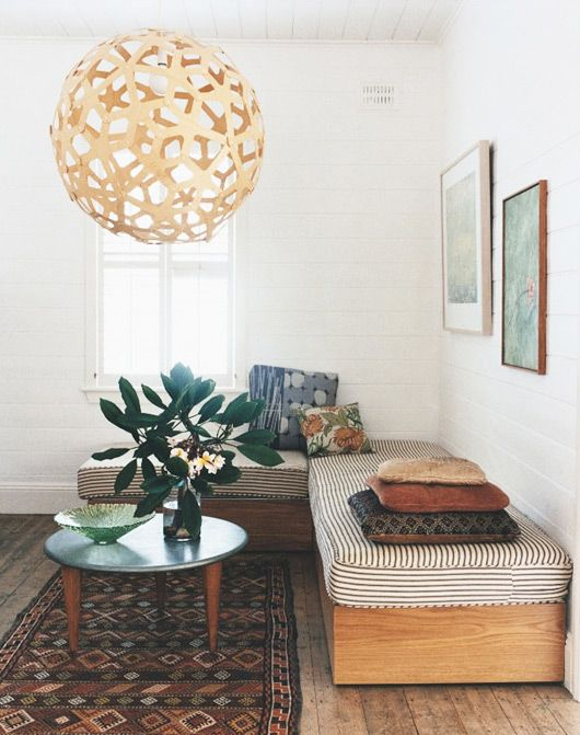 in my dreams, i live here: modern surf shack. / sfgirlbybay
