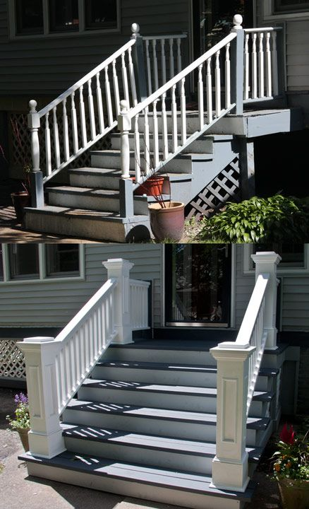 Best 13 Best Basement Ideas Images On Pinterest Banisters Stair Banister And Stair Railing 400 x 300