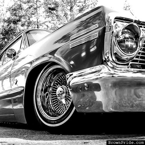 Lowrider Impala Flicks - Low Lows Fotos