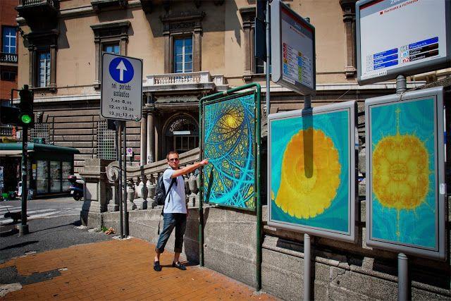 angeloarte: Genoa - Italy - Fractals - Virtual art and real ci...