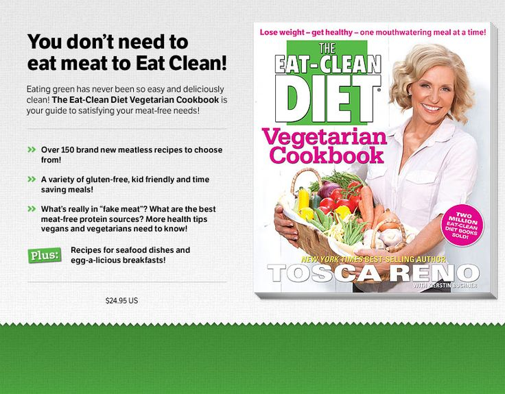 tosca reno eat clean diet plan pdf
