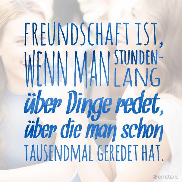 Freundschaft ist... die Besten Sprüche mit der besten Freundin zu teilen.