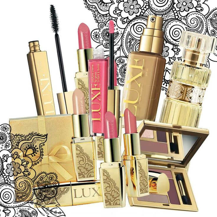 Avon косметика luxe просмотреть каталог эйвон онлайн