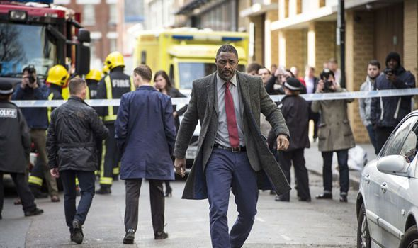 John Luther returns in series 4