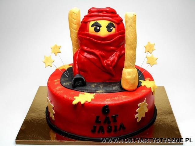 Tort Ninjago