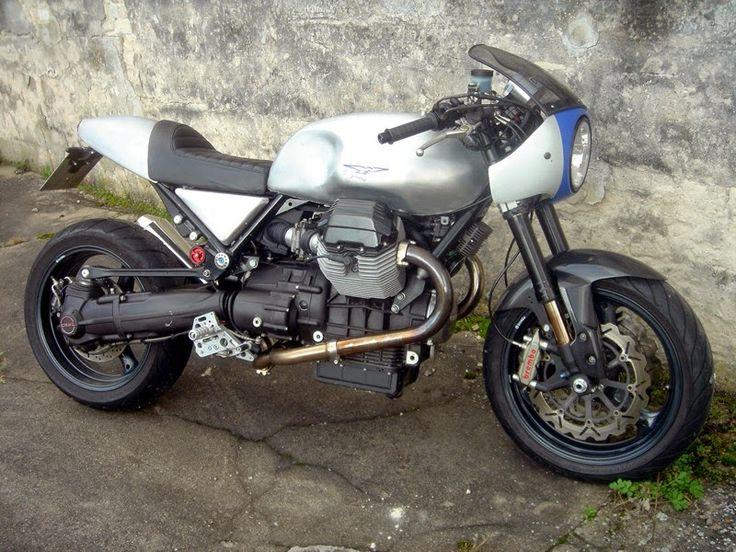 """Dynotec Le Mans """"40 year Le Mans"""" - Moto Guzzi Bellagio CR"""
