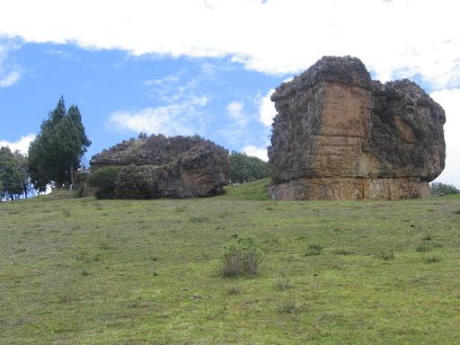 Monolitos de Suesca, Colombia